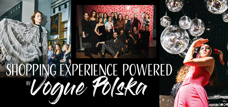 Shopping Experience powered by Vogue Polska